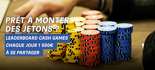 Leaderboard Cash Games
