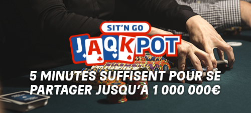 Sit and Go JAQKPOT