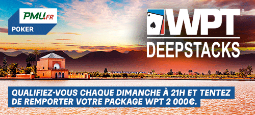 WPT DeepStacks Marrakech 2020