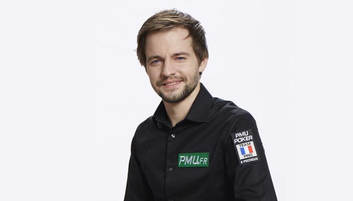 Erwann Pecheux, Team Pro PMU Poker