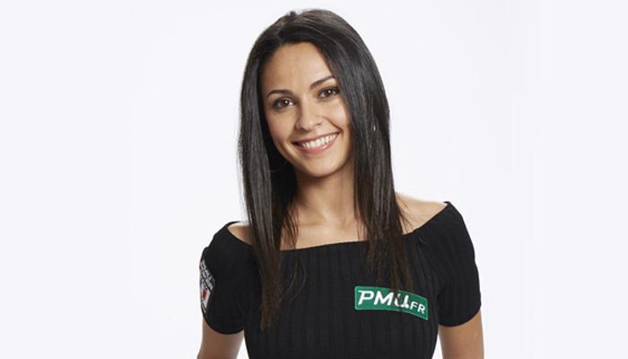Sarah Erzali, Team Pro PMU Poker